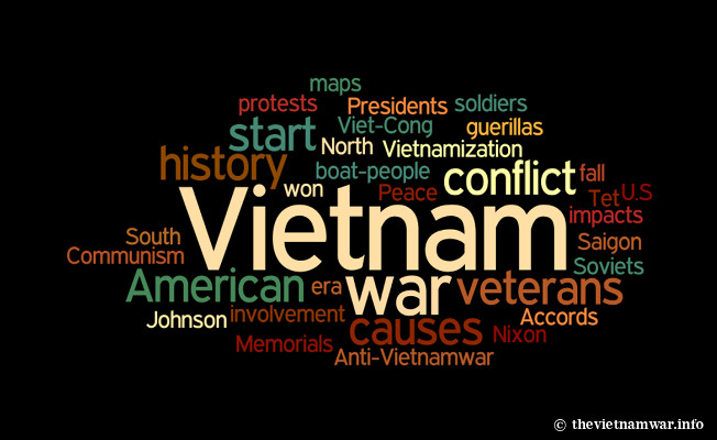 vietnam war glossaries