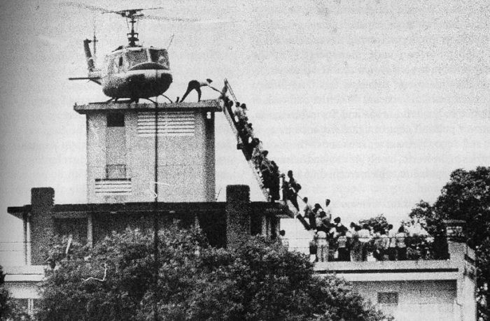 The Fall of Saigon - The Vietnam War