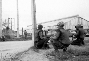 the hostility of vietnam war and the involvement of the united states 21032008 ron nessen relfects on the lessons of the vietnam war  vietnam—differences and similarities  the united states to end its involvement.
