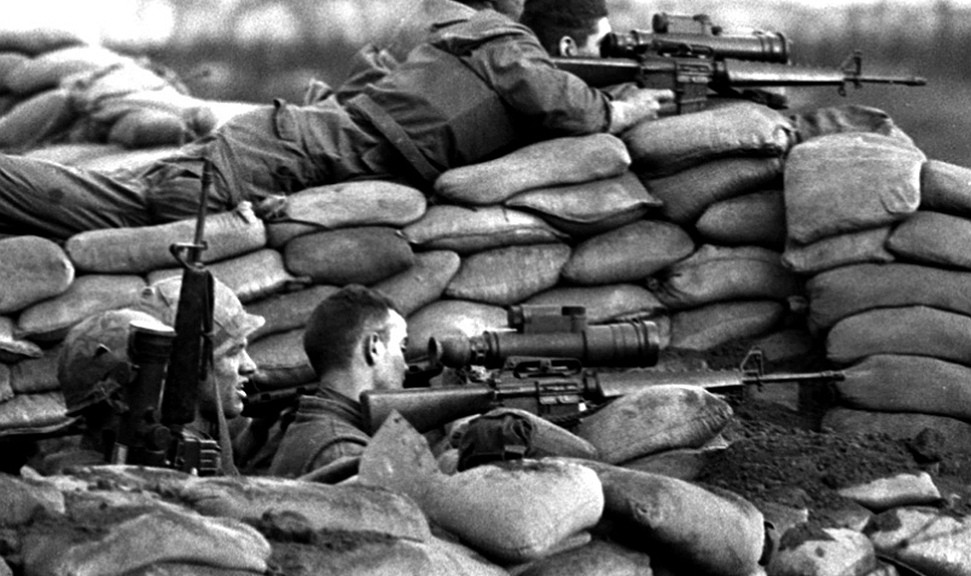 Khe Sanh, March, 1968