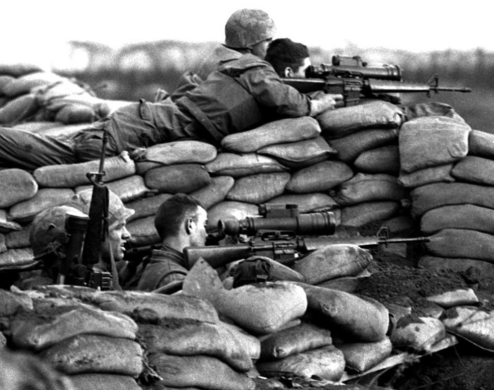 What were major Battles of the Vietnam War? - The Vietnam War