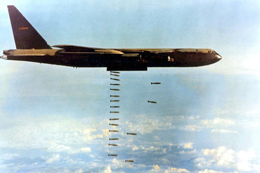 Operation Linebacker II - The Christmas Bombing - The ...