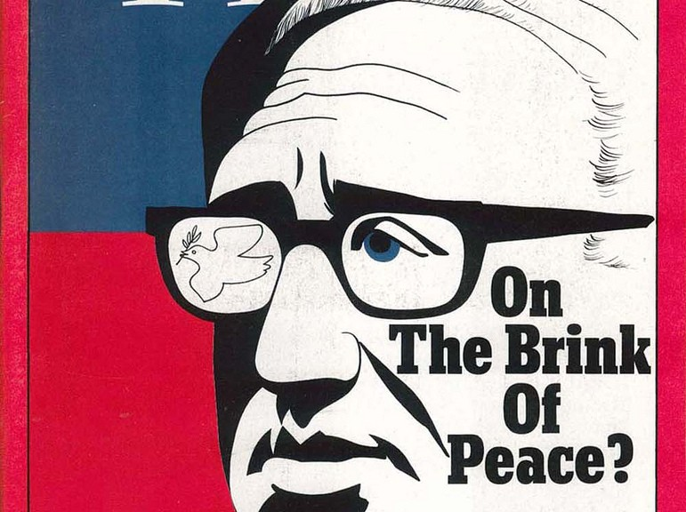 TIME Henry Kissinger 30 Oct 1972