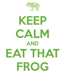keep-calm-and-eat-that-frog