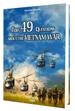 Top 49 Questions about the Vietnam War E-book